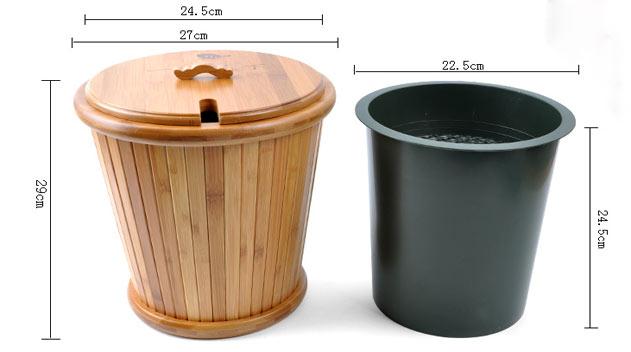 一桶天下 茶渣桶